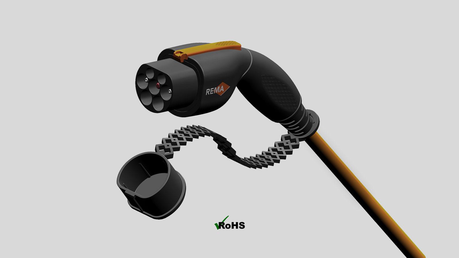REMA EV GBT Fahrzeugkupplung